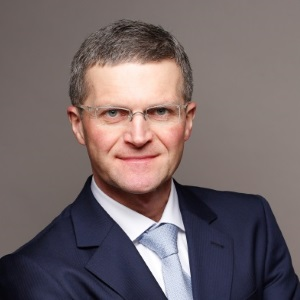 Portrait Burkhard Allgeier Chief Investment Officer